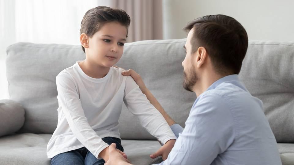 Jak mluvit s dětmi o smrti