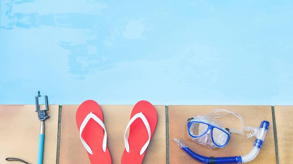 Plavecká výbava: co využijete a co ne