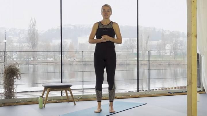 Pilates sestava pro začátečníky