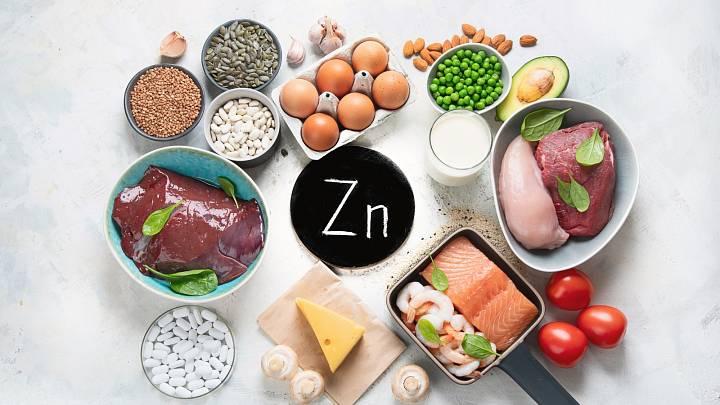 Potraviny se zinkem pro silnou imunitu