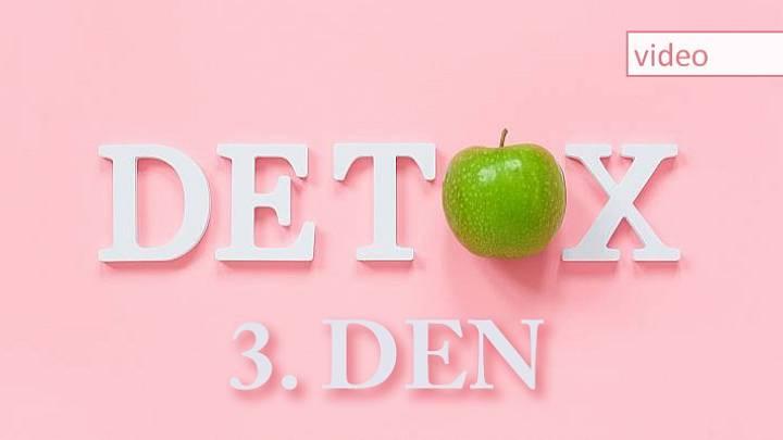 Výzva #21denní jarní detox: Den 3