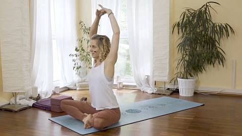 Inspirace pro ranní jógu