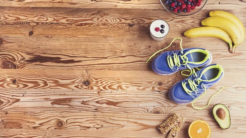Co jíst, když hodně běháte?