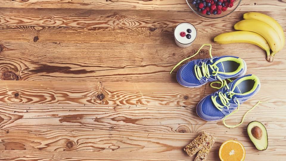 Ideální jídelníček při běhání (audio)