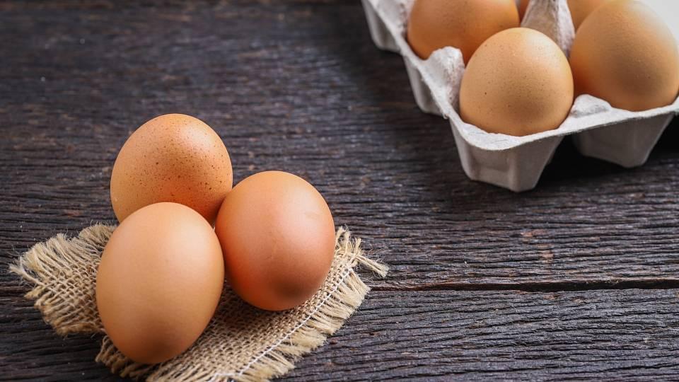 Vajíčka pokaždé jinak