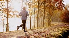 Aby běh nebolel