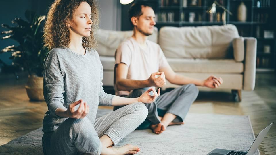 Léčivý potenciál meditace