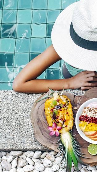 Kdy a co jíst o dovolené