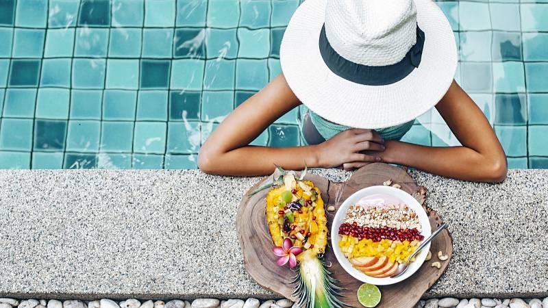 Kdy a co jíst o dovolené, abyste si odpočinuli