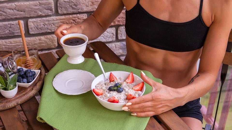 Vegetariánská strava je vhodná i pro sportovce