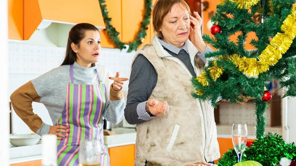 Jak přeží vánoční svátky a nezbláznit se