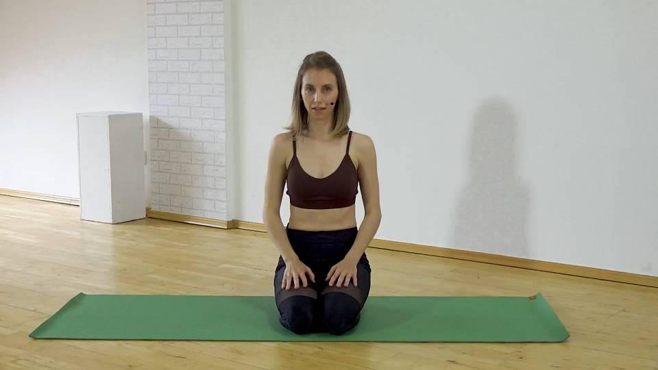 Cvičení na pánevní dno a brániční sval