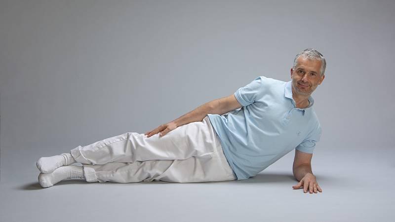 fyzioterapeut David Heneberg