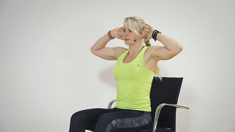 Šetrné cvičení s nadváhou 1