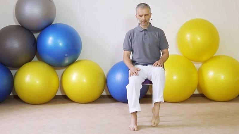 Abeceda procítění vlastního těla - všechny klouby
