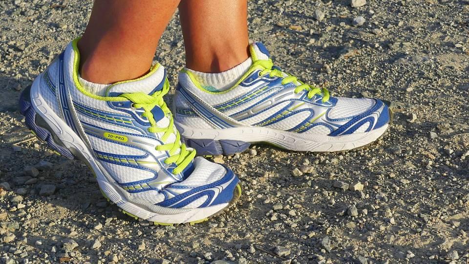 Běhání: Otazníky kolem nákupu bot