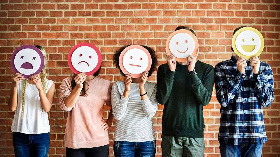5 strategií, jak zkrotit emoce