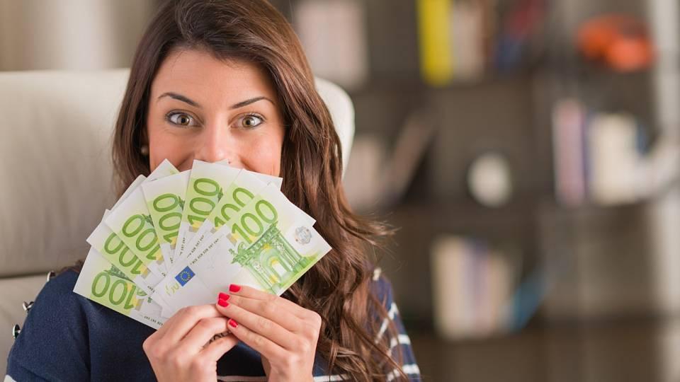Afirmace peníze