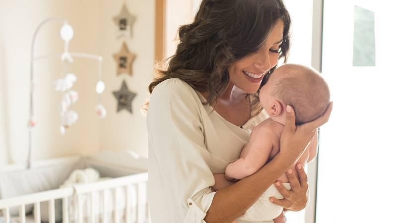 bolesti zad trápí řadu maminek na mateřské