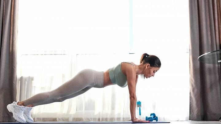 Lze cvičením zrychlit metabolismus?