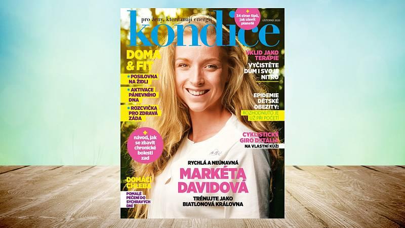 Listopadové vydání časopisu Kondice
