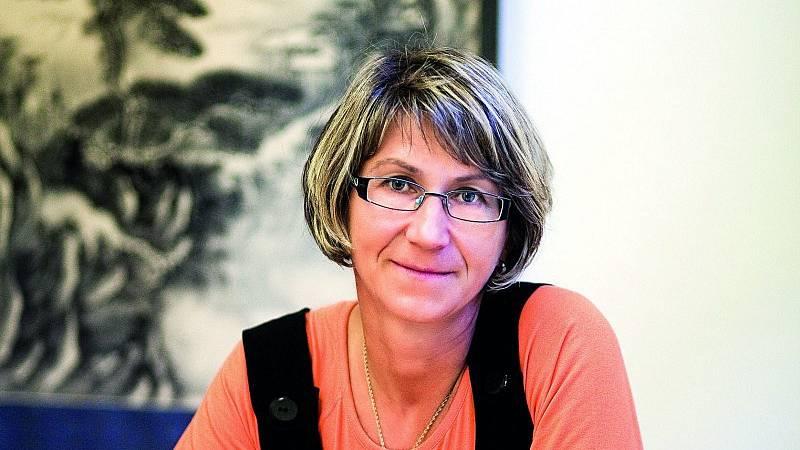 Lékařka čínské medicíny Zuzana Vančuříková se léčí houbami.