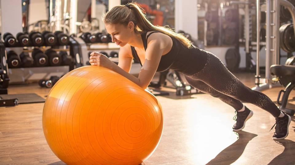 Jak využívat pomůcky pro cvičení