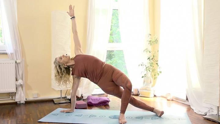 Zlepšete si trávení díky posílení centra těla