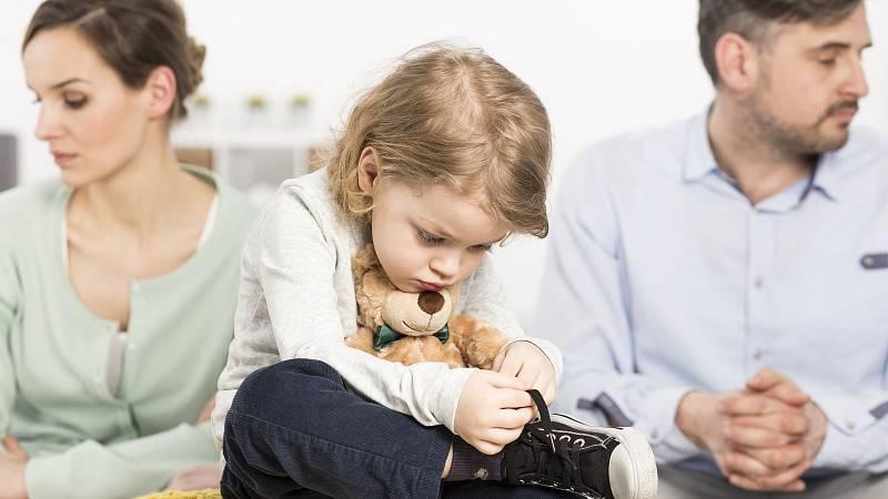 O rozvodu by měli informovat děti oba rodiče společně.