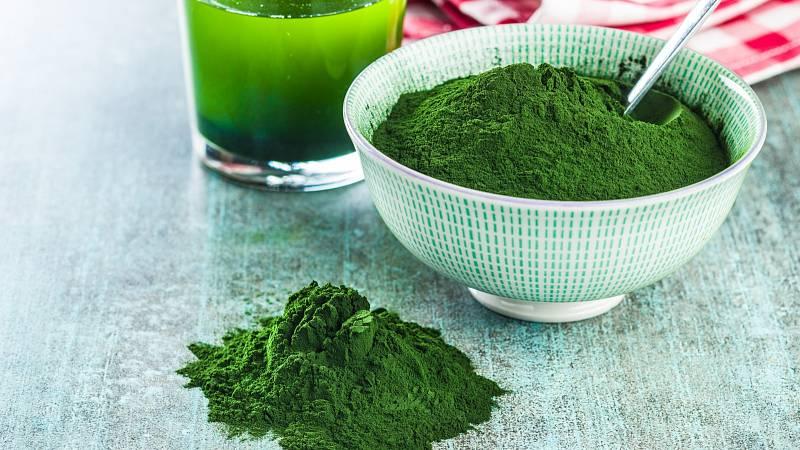 Zelený ječmen pomůže překyselenému organismu