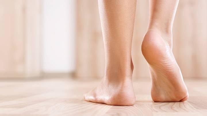 Seznamte se s pravidly bosé chůze