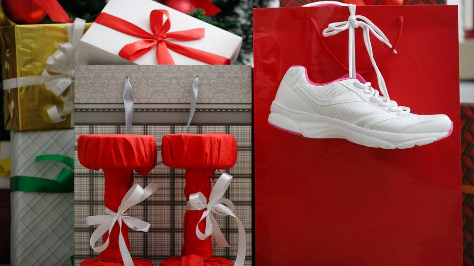 Fitness tipy na vánoční dárky