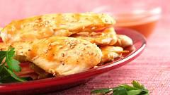 Recept: Kuřecí v arašídové krustě
