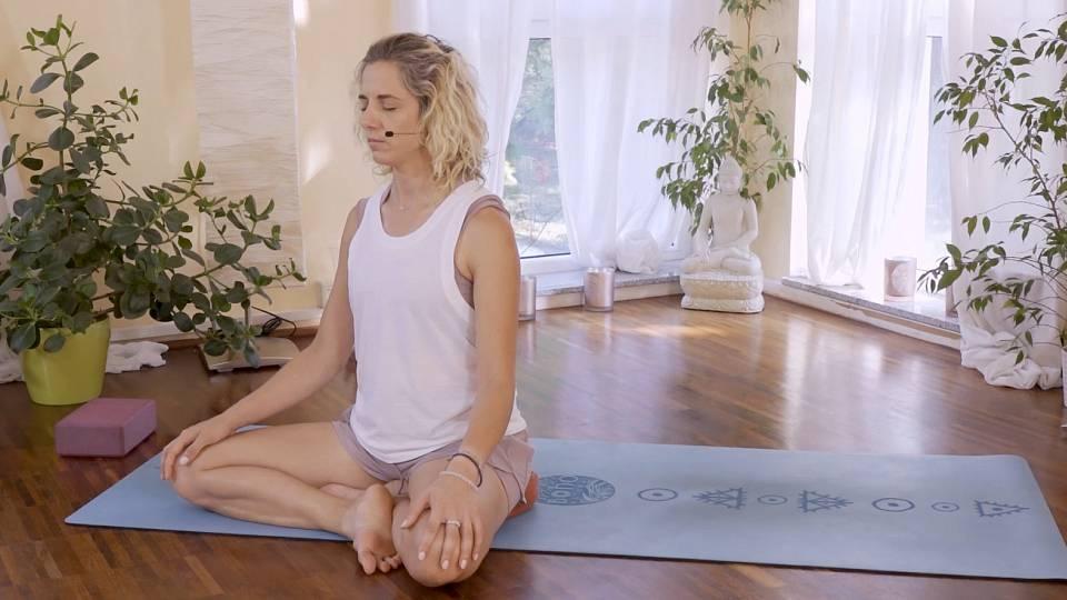 Jednoduchá meditace