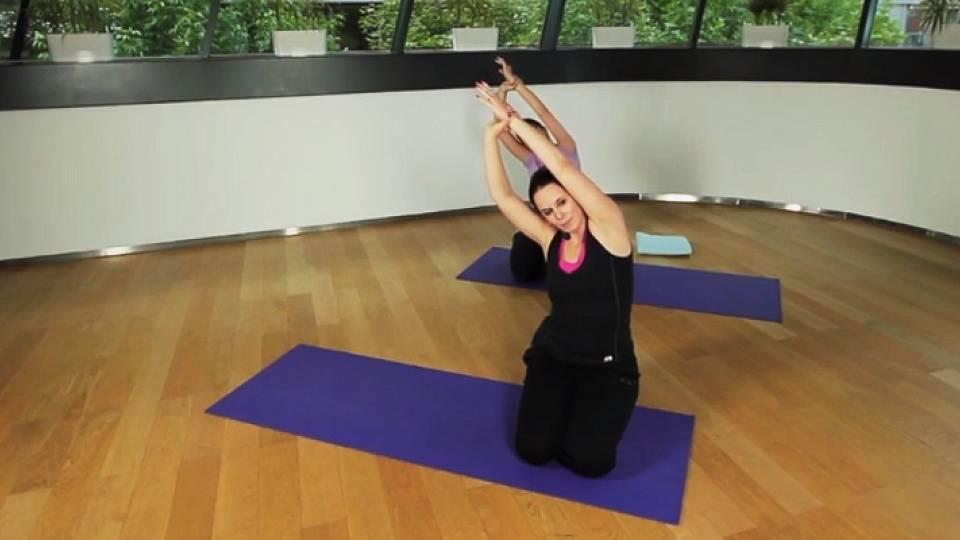 Power jóga: Rozproudění lymfy