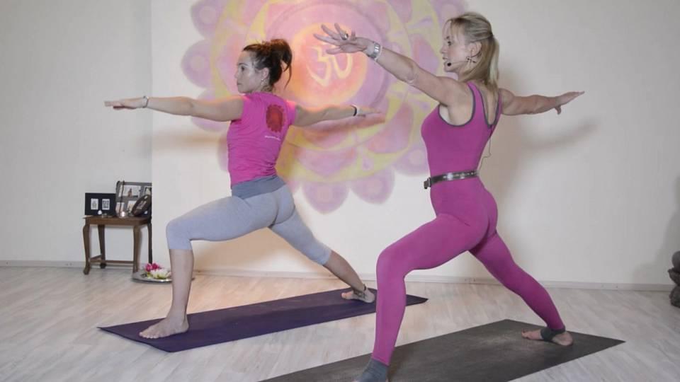 Dynamická jóga pro začátečníky