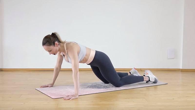 Cvičení po porodu 1