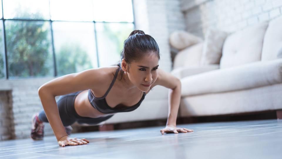 Proč začít cvičit doma?