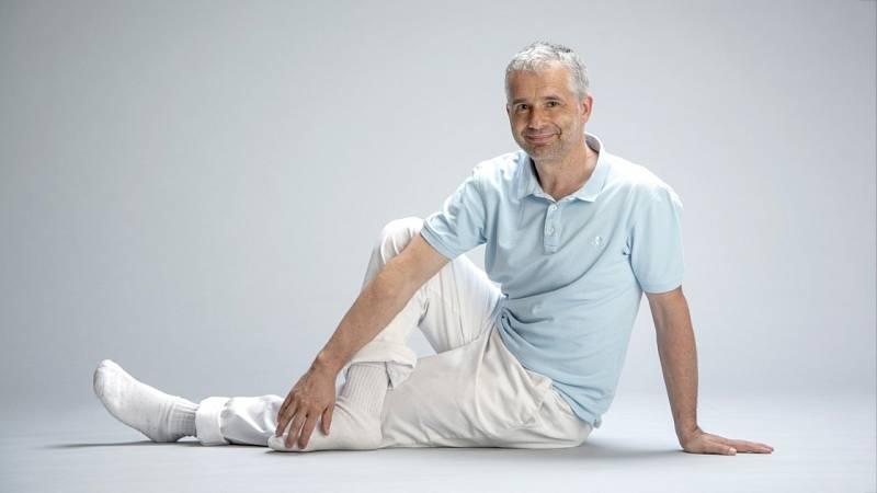 Rozhovor s fyzioterapeutem Davidem Henebergem.