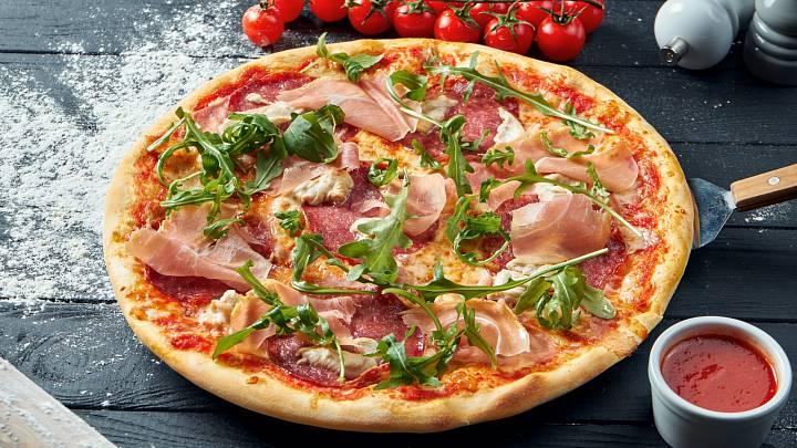 Recept na zdravou pizzu