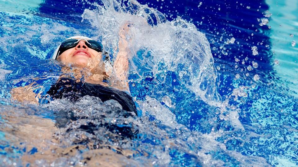 Plavání: Šetrné hubnutí (audio)