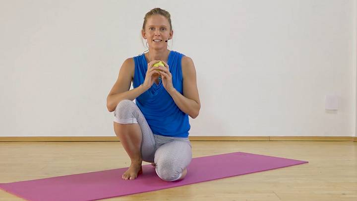 Cvičení pro zdravá chodidla