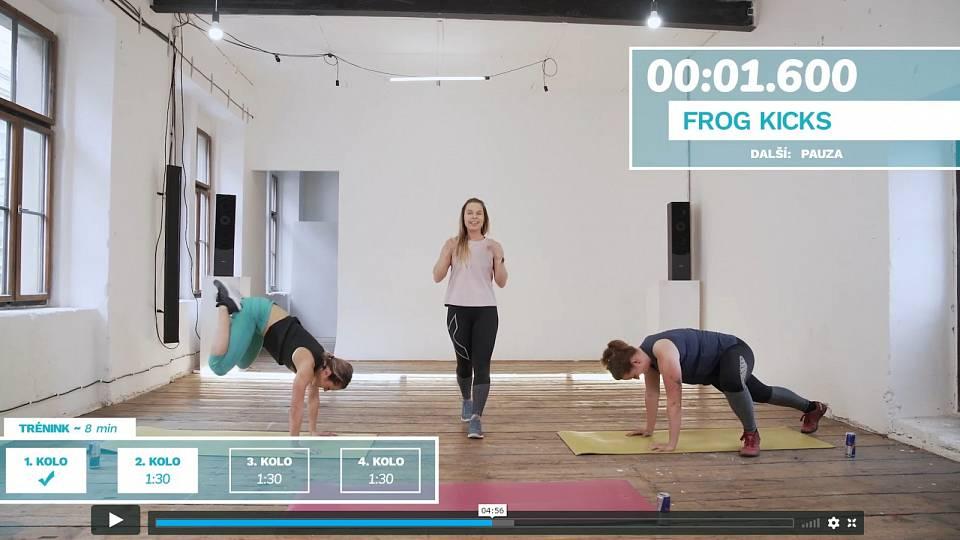 Rychle do formy 16: Krátký workout