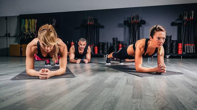 S cvičebním programem HIIT můžete hubnout za několik minut.