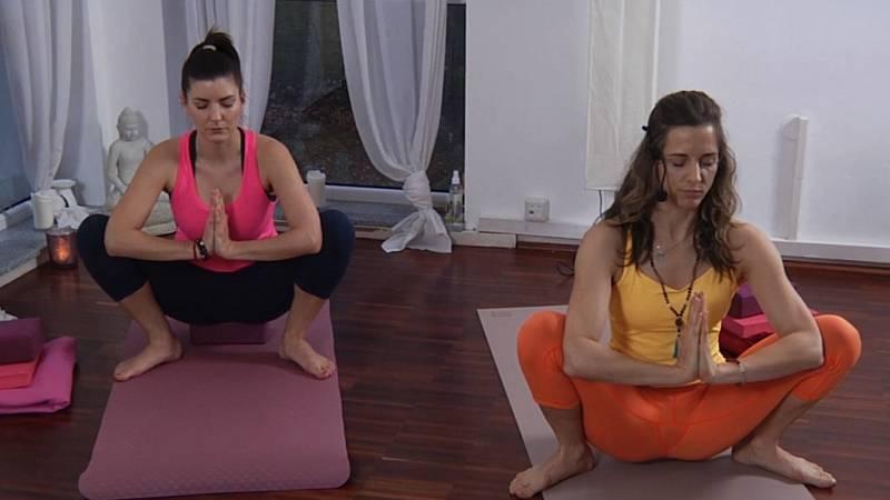 Měsíční cesta: jóga pracující s myslí