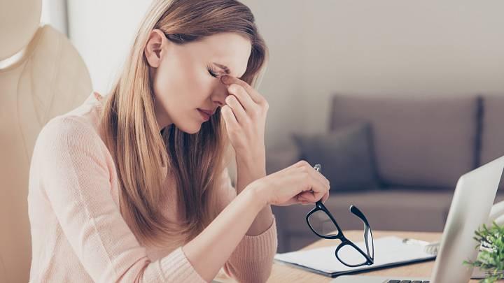 Oči na home office trpí. Netrapte je zbytečně
