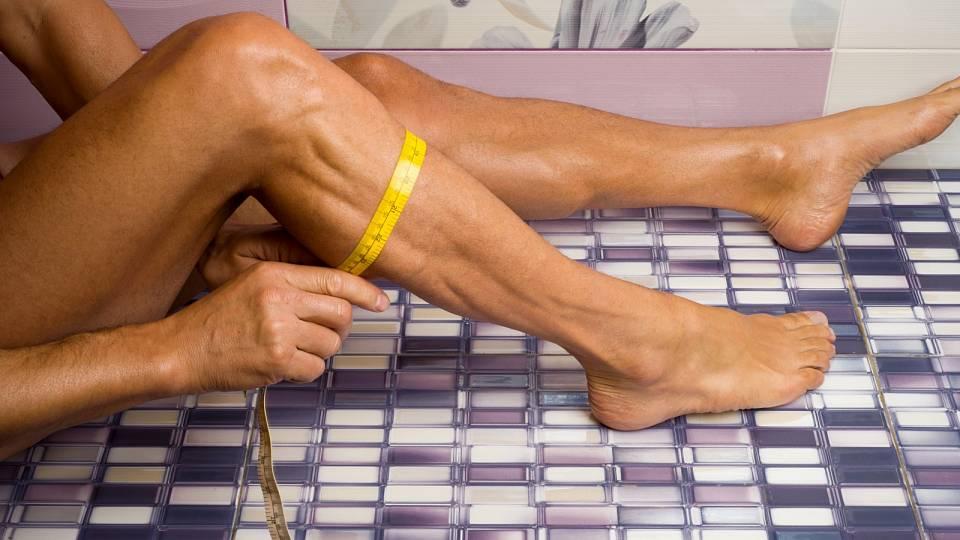 Po jak dlouhé době dochází ke ztrátě svalové hmoty