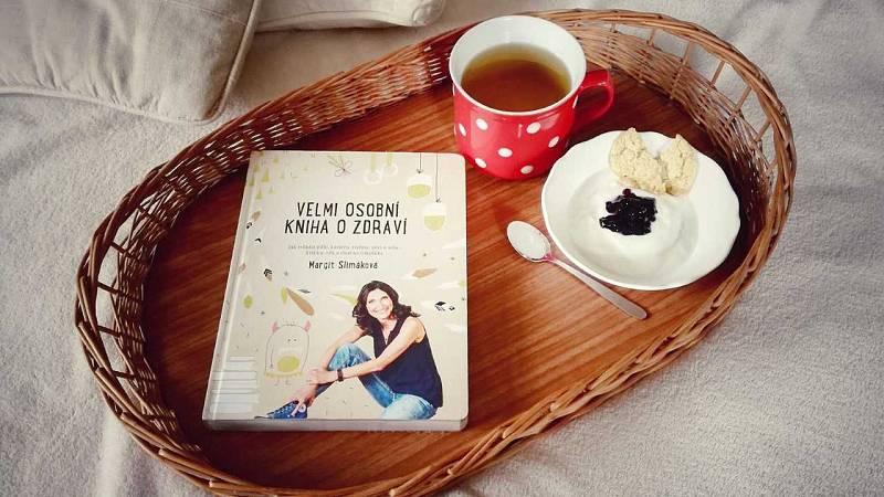 Margit Slimáková v knize Velmi osobní kniha o zdraví dává tipy, jak žít o něco zdravěji.