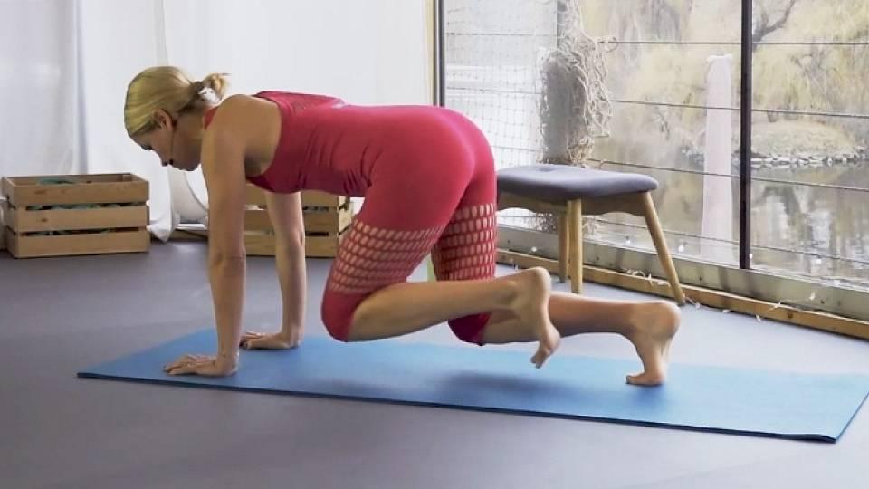 Pilates pro pokročilé se zapojením celého těla