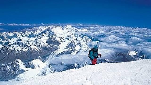 Osmitisícovky Radka Jaroše: Matka všech hor Mount Everest (8 848 m n. m.)